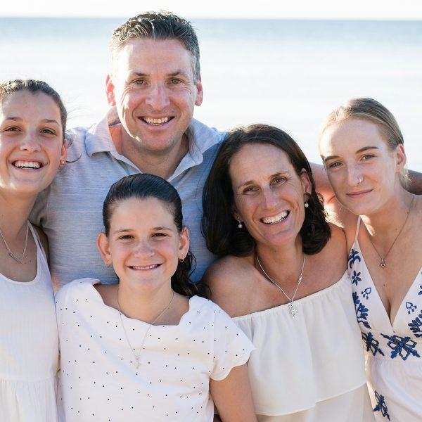 Family Beach Portraits Mornington